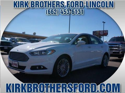 2014 Ford Fusion SE Sedan for sale in Greenwood for $21,763 with 18,899 miles.