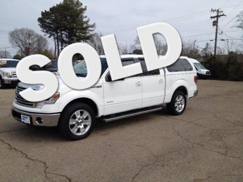 2013 Ford F150 Lariat Crew Cab Pickup for sale in Columbus for $36,990 with 38,710 miles