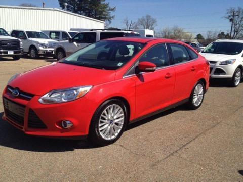 2012 Ford Focus SEL Sedan for sale in Columbus for $14,990 with 56,759 miles