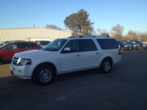 2012 Ford Expedition EL Limited SUV for sale in Columbus for $32,490 with 62,095 miles.