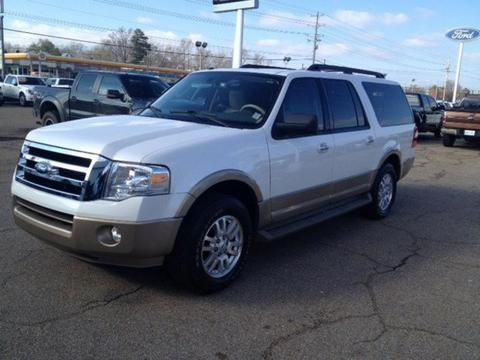 2011 Ford Expedition EL SUV for sale in Columbus for $29,990 with 45,835 miles