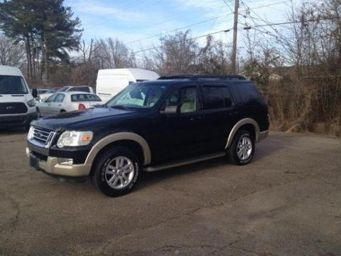 2010 Ford Explorer Eddie Bauer SUV for sale in Columbus for $18,990 with 60,958 miles.