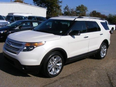 2013 Ford Explorer XLT SUV for sale in Columbus for $31,990 with 26,744 miles.