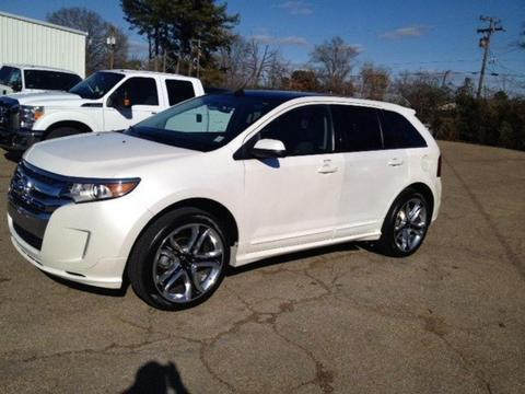 2012 Ford Edge Sport SUV for sale in Columbus for $30,990 with 36,414 miles