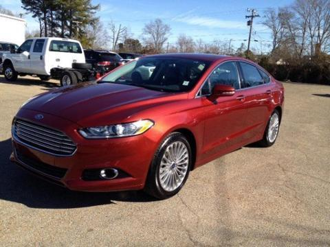 2014 Ford Fusion Titanium Sedan for sale in Columbus for $21,990 with 36,042 miles