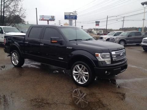 2013 Ford F150 Crew Cab Pickup for sale in Columbus for $42,990 with 10,015 miles.