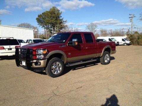 2013 Ford F250 Crew Cab Pickup for sale in Columbus for $48,990 with 48,097 miles.