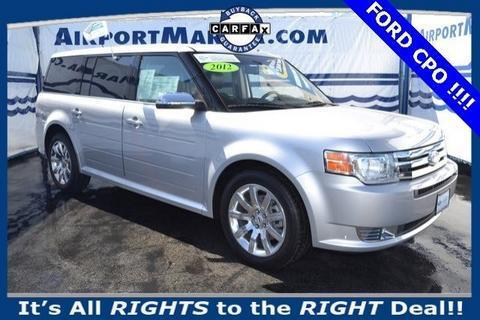2012 Ford Flex Limited SUV for sale in Los Angeles for $23,894 with 46,096 miles
