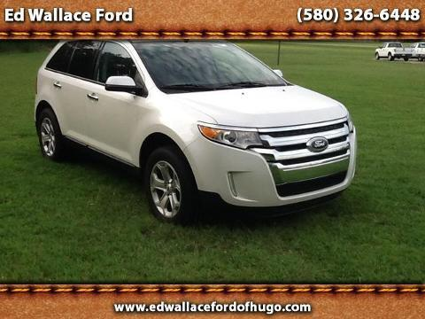 2011 Ford Edge SEL SUV for sale in Hugo for $22,500 with 38,306 miles