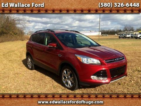 2013 Ford Escape SEL SUV for sale in Hugo for $24,995 with 17,625 miles.