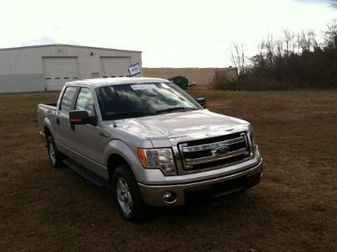 2014 Ford F150 Crew Cab Pickup for sale in Hugo for $29,900 with 10,736 miles.