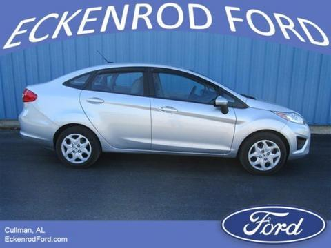 2013 Ford Fiesta S Sedan for sale in Cullman for $10,890 with 47,309 miles.