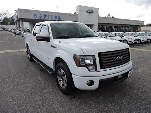 2012 Ford F150 Crew Cab Pickup for sale in Wilmington for $27,786 with 39,803 miles