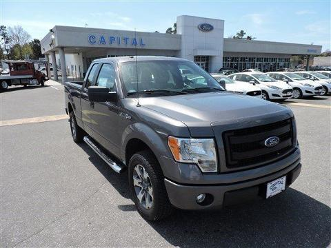 2013 Ford F150 Extended Cab Pickup for sale in Wilmington for $24,994 with 27,233 miles