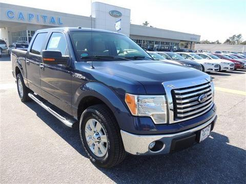 2012 Ford F150 Crew Cab Pickup for sale in Wilmington for $25,900 with 36,294 miles.