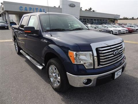 2012 Ford F150 Crew Cab Pickup for sale in Wilmington for $27,000 with 22,034 miles.