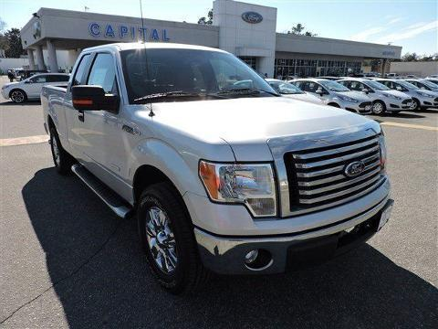 2012 Ford F150 Extended Cab Pickup for sale in Wilmington for $24,550 with 32,952 miles.
