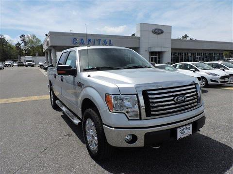 2011 Ford F150 Crew Cab Pickup for sale in Wilmington for $29,953 with 28,060 miles
