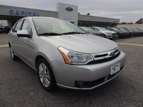 2010 Ford Focus SEL Sedan for sale in Wilmington for $11,535 with 50,041 miles.