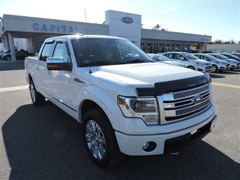 2013 Ford F150 Crew Cab Pickup for sale in Wilmington for $41,998 with 24,762 miles.