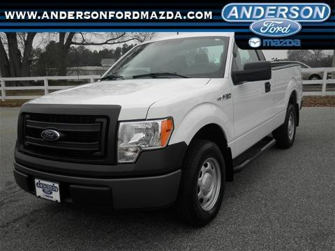 2013 Ford F150 XL Regular Cab Pickup for sale in Anderson for $20,441 with 9,952 miles