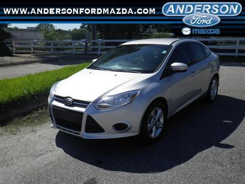 2013 Ford Focus SE Sedan for sale in Anderson for $14,753 with 25,089 miles.