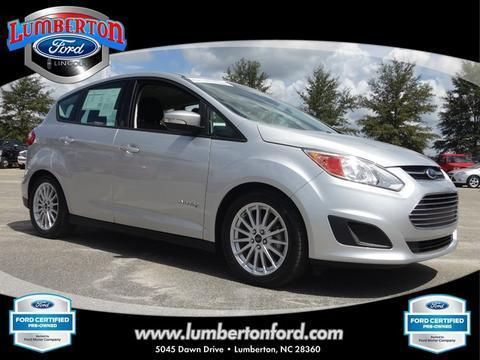 2013 Ford C-Max Hybrid SE Hatchback for sale in Lumberton for $21,999 with 26,563 miles