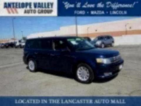 2012 Ford Flex SEL SUV for sale in Lancaster for $23,994 with 18,223 miles.