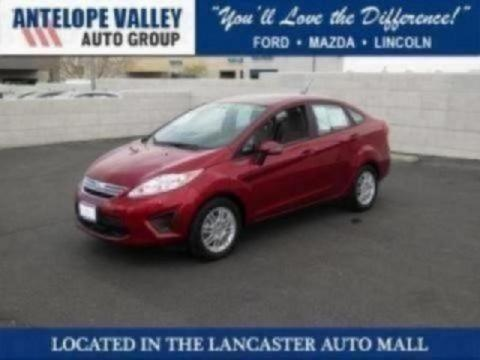 2013 Ford Fiesta SE Sedan for sale in Lancaster for $13,796 with 16,404 miles.