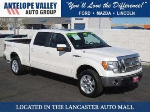 2010 Ford F150 Crew Cab Pickup for sale in Lancaster for $32,630 with 41,150 miles.