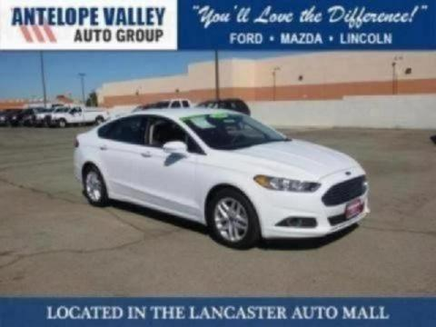 2014 Ford Fusion SE Sedan for sale in Lancaster for $18,991 with 31,823 miles.