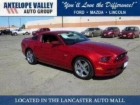 2013 Ford Mustang Coupe for sale in Lancaster for $27,420 with 11,066 miles.