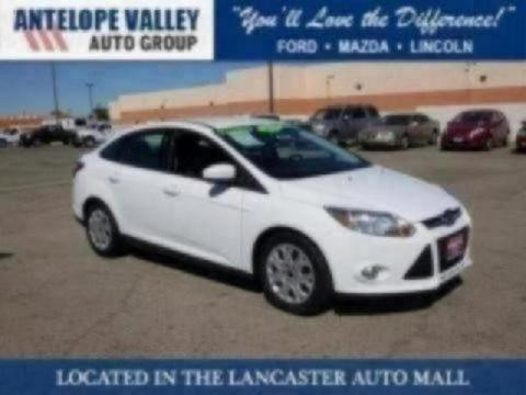 2012 Ford Focus SE Sedan for sale in Lancaster for $11,432 with 58,481 miles.