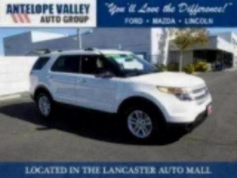 2013 Ford Explorer XLT SUV for sale in Lancaster for $28,905 with 47,685 miles.