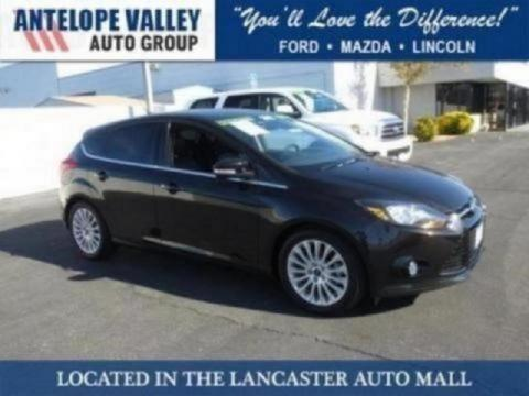 2012 Ford Focus Titanium Hatchback for sale in Lancaster for $18,965 with 33,694 miles.