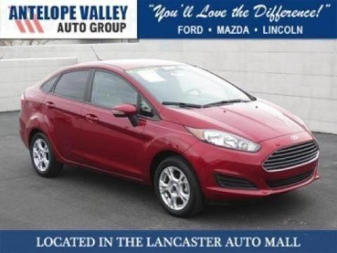 2014 Ford Fiesta SE Sedan for sale in Lancaster for $13,741 with 18,027 miles.
