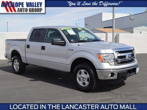 2013 Ford F150 Crew Cab Pickup for sale in Lancaster for $34,743 with 33,750 miles