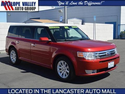 2012 Ford Flex SEL SUV for sale in Lancaster for $26,996 with 35,261 miles