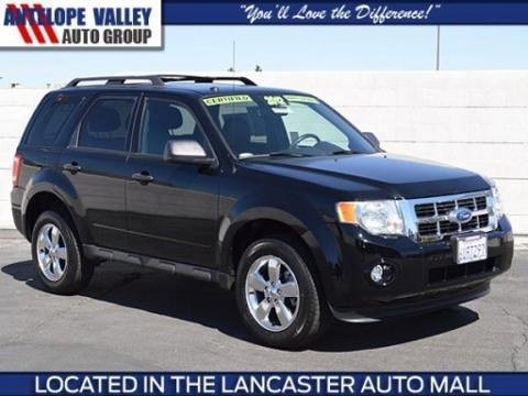 2012 Ford Escape XLT SUV for sale in Lancaster for $20,522 with 31,558 miles