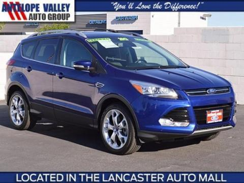 2013 Ford Escape Titanium SUV for sale in Lancaster for $23,907 with 41,398 miles