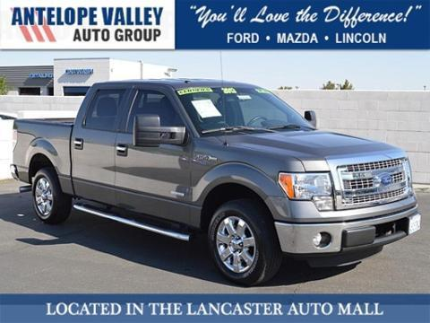 2013 Ford F150 Crew Cab Pickup for sale in Lancaster for $34,901 with 16,564 miles