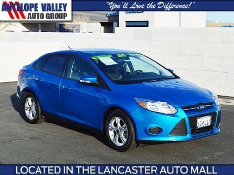 2013 Ford Focus SE Sedan for sale in Lancaster for $16,610 with 12,550 miles
