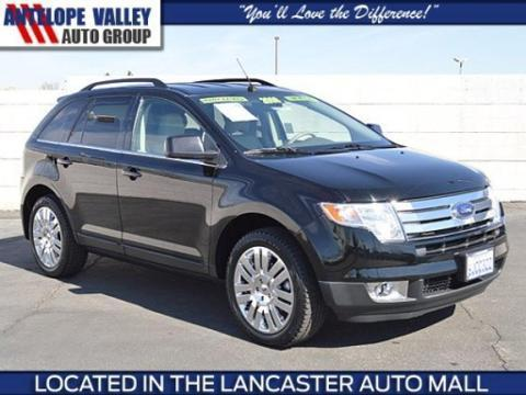 2011 Ford Edge Limited SUV for sale in Lancaster for $20,539 with 73,591 miles