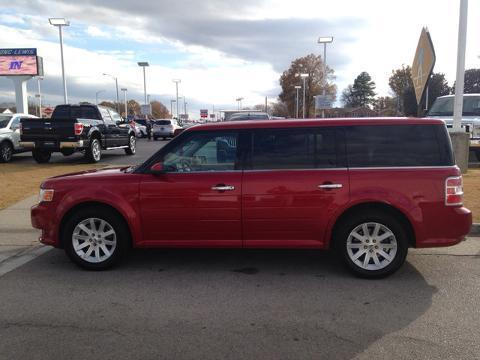 2012 Ford Flex SEL SUV for sale in Muscle Shoals for $20,412 with 41,950 miles.