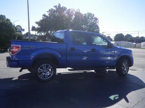 2014 Ford F150 STX Crew Cab Pickup for sale in Muscle Shoals for $30,988 with 8,026 miles.