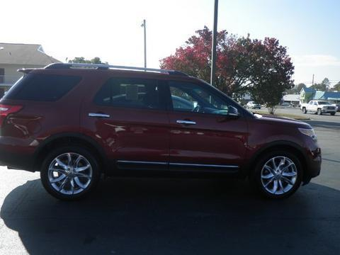 2013 Ford Explorer XLT SUV for sale in Muscle Shoals for $28,875 with 31,485 miles.