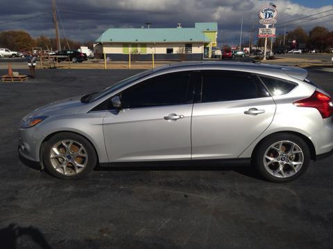 2012 Ford Focus SEL Hatchback for sale in Muscle Shoals for $14,413 with 24,773 miles.