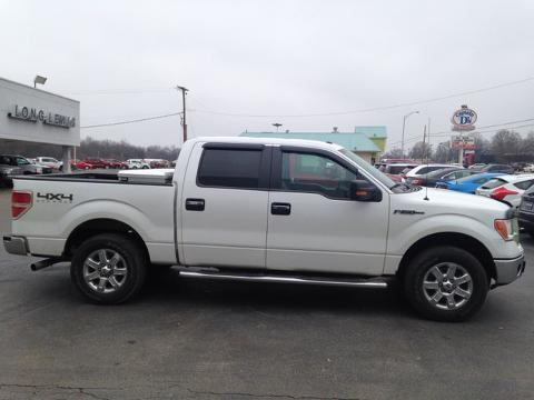 2013 Ford F150 XLT Crew Cab Pickup for sale in Muscle Shoals for $28,975 with 39,601 miles.