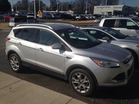 2014 Ford Escape Titanium SUV for sale in Muscle Shoals for $24,410 with 13,373 miles