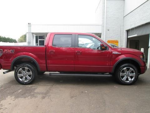 2013 Ford F150 FX4 Crew Cab Pickup for sale in Muscle Shoals for $39,787 with 12,932 miles